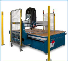 COMPART Z.Dziembowski Stud & Nut Welding - CNC MACHINING CENTRES (www.heinz-soyer.pl, www.soyer.co)