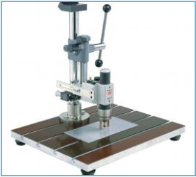 COMPART Z.Dziembowski Stud & Nut Welding - BENCH-MOUNTED SYSTEM (www.heinz-soyer.pl, www.soyer.co)